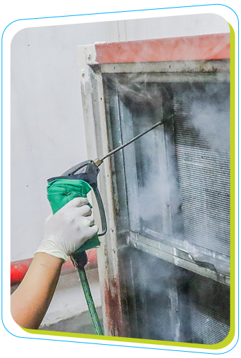 MVAC Steam Cleaning Services in Malaysia